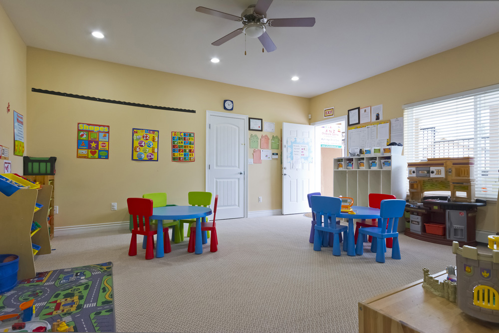 a2z child care centres in surrey